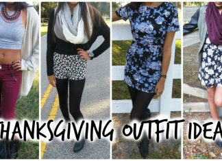 Cute Thanksgiving Outfit Ideas for Women
