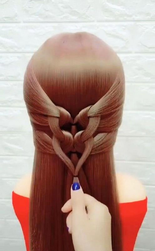 Fashion hairstyles top trends of the most stylish and charming variations of hairstyles (12)