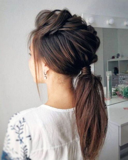 Fashion hairstyles top trends of the most stylish and charming variations of hairstyles (13)