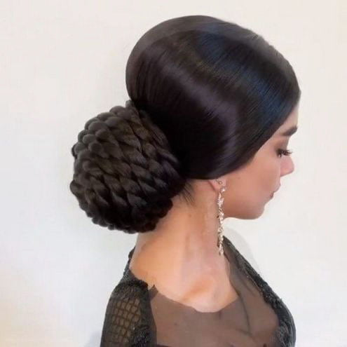 Fashion hairstyles top trends of the most stylish and charming variations of hairstyles (14)