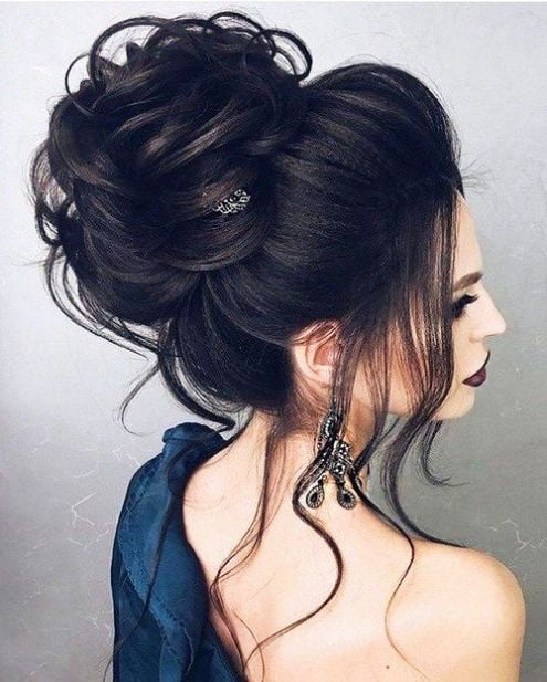 Fashion hairstyles top trends of the most stylish and charming variations of hairstyles (16)