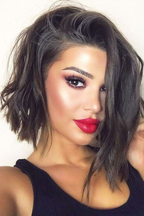 Fashion hairstyles top trends of the most stylish and charming variations of hairstyles (23)