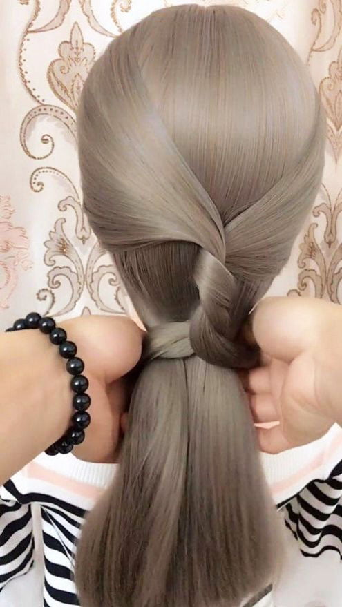 Fashion hairstyles top trends of the most stylish and charming variations of hairstyles (29)