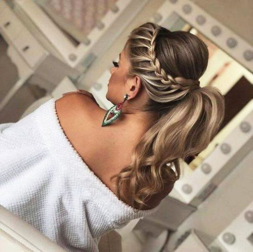 Fashion hairstyles top trends of the most stylish and charming variations of hairstyles (45)