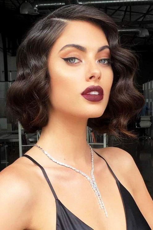 Fashion hairstyles top trends of the most stylish and charming variations of hairstyles (48)