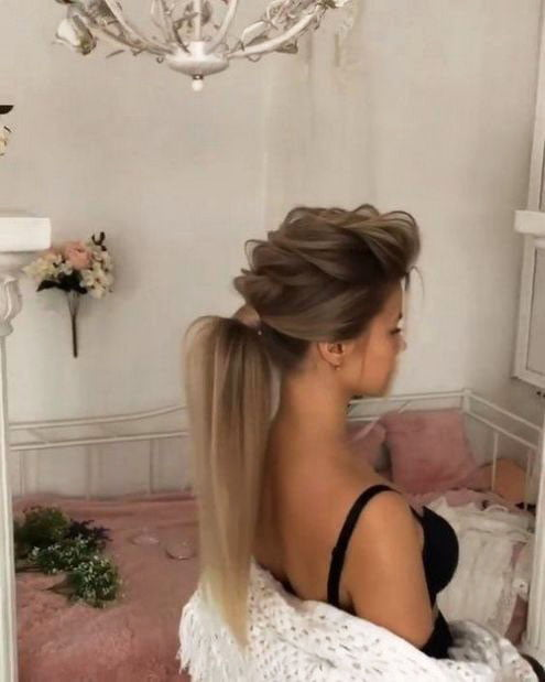 Fashion hairstyles top trends of the most stylish and charming variations of hairstyles (54)