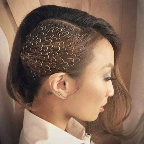 Fashion hairstyles top trends of the most stylish and charming variations of hairstyles (9)