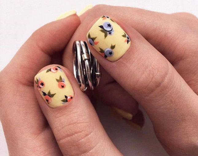 Fashion prints on nails 2020 15 20