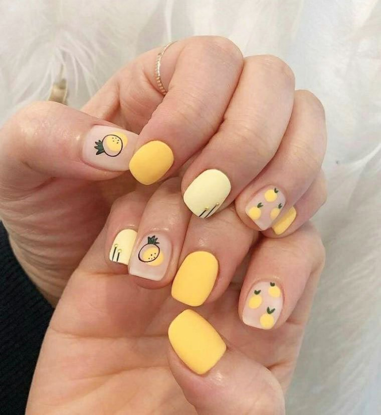 Fashion prints on nails 2020 19 19