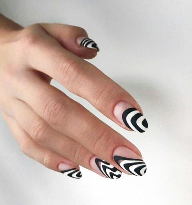 Fashion prints on nails 2020 22 13