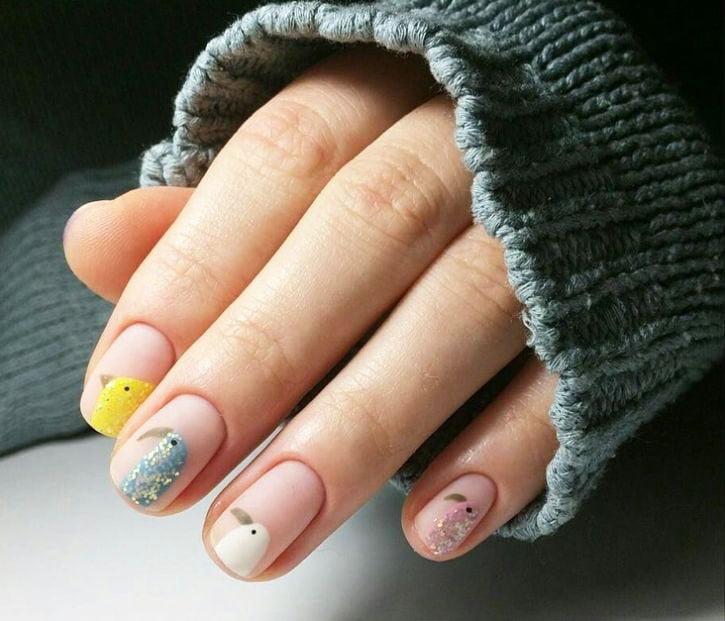 Fashion prints on nails 2020 6 21