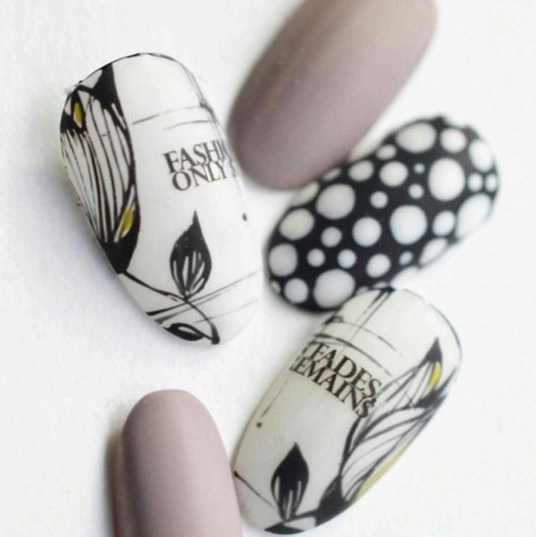 Fashion prints on nails 2020 7 24