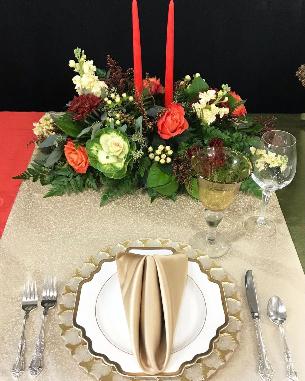 Inexpensive Thanksgiving Table Decoration Ideas (13)