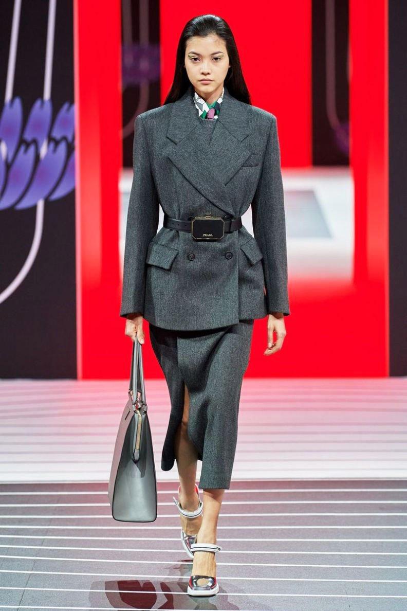 Prada Winter Outfits