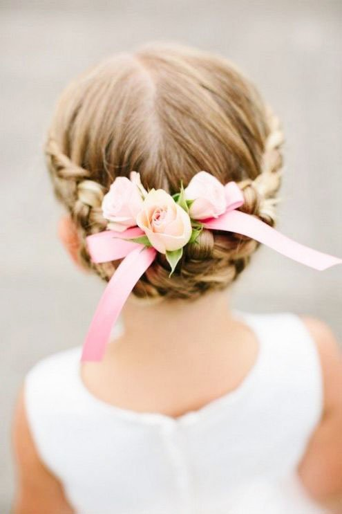 The most beautiful hairstyles for girls at the prom 25 42