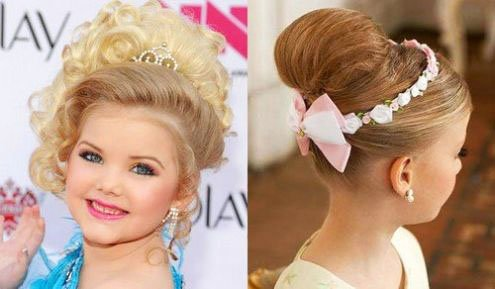 The most beautiful hairstyles for girls at the prom 43 38
