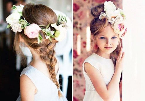 The most beautiful hairstyles for girls at the prom 54 35