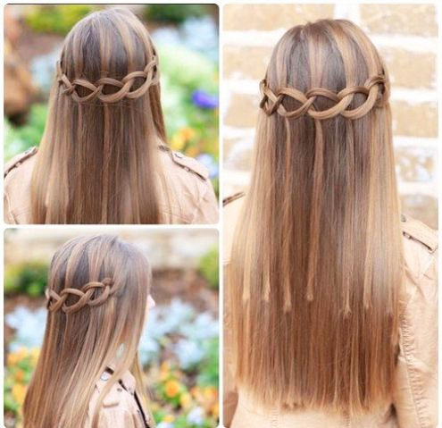 The most beautiful hairstyles for girls at the prom 59 17