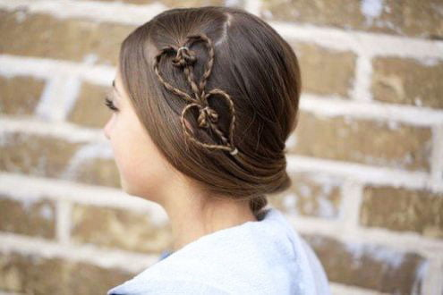 The most beautiful hairstyles for girls at the prom 60 21