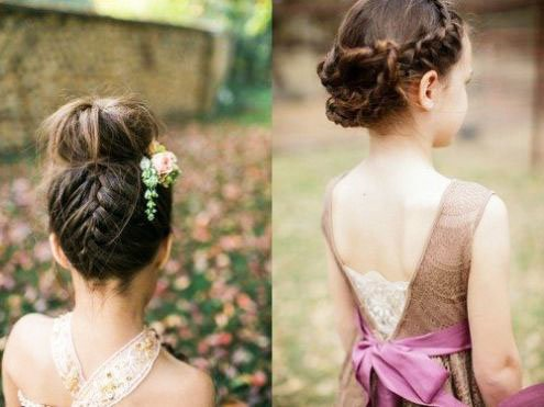 The most beautiful hairstyles for girls at the prom 71 23