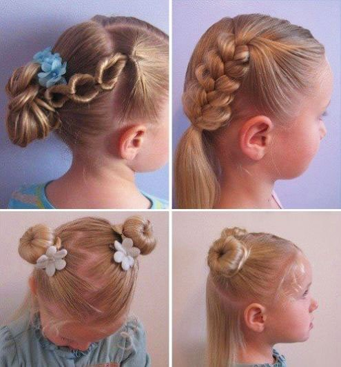 The most beautiful hairstyles for girls at the prom 79 13