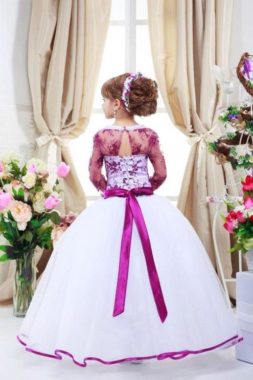 The most beautiful hairstyles for girls at the prom 86 46