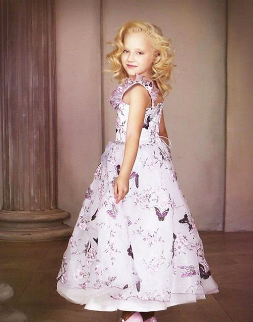 The most beautiful hairstyles for girls at the prom 89 26
