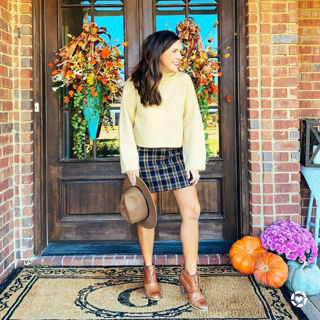 cute thanksgiving outfit ideas for women (6)