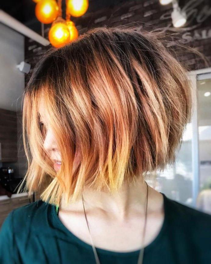 Bob haircut 43 44