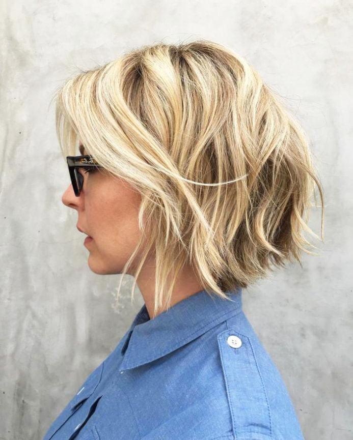 Bob haircut 7 3